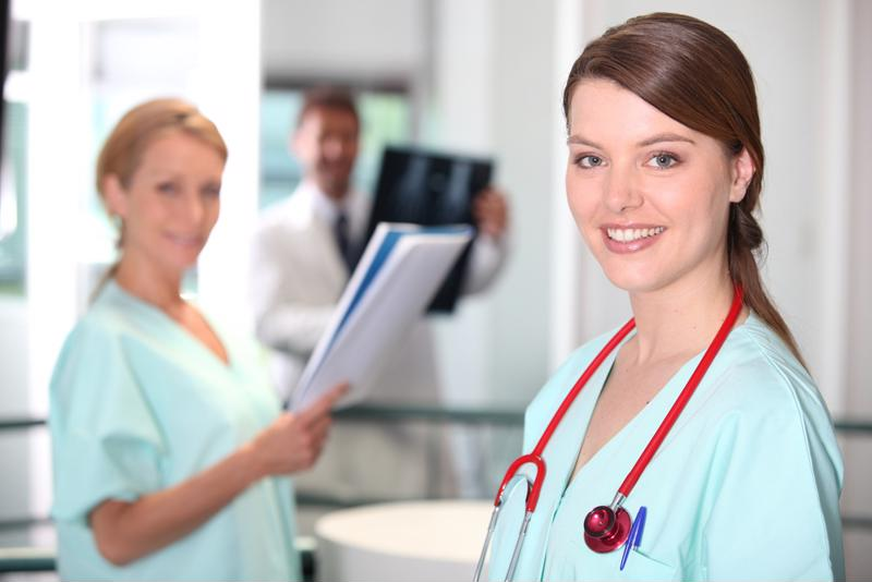 Nurses are expected to be in high demand through the year 2026.