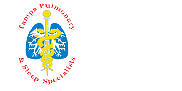 TAMPA PULMONARY AND SLEEP SPECIALISTS logo