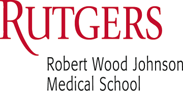 Rutgers RWJ Medical School logo