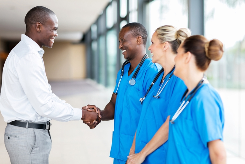More hospitals are stepping up their employee retention efforts.